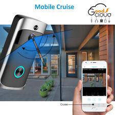 Smart WIFI Security Doorbell Wireless HD 1080P Video Phone Camera Night Vision
