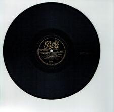 78T 25 cm André DASSARY Disque Phono Operette L'INGENUE DE LONDRES - PATHE 2296