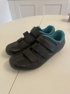 Shimano RP2 Cycling shoes Black Little used Size 42