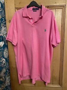 ralph lauren polo shirt Custom Fit XXL Barely Worn
