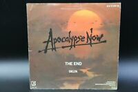 "The Doors / Carmine Coppola And Francis Coppola - The End (1980) (Vinyl 7"")"