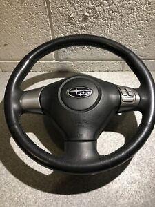 Subaru legacy (2008) steering wheel With Cruise Control