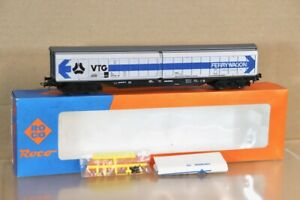 ROCO 4380a DB VTG FERRYWAGON SLIDING DOOR GOODS WAGON 205-5 MINT BOXED nx