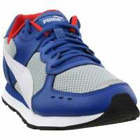 Puma Vista Lux Sneakers Casual    - Blue - Mens