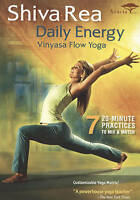 Shiva Rea: Daily Energy - Vinyasa Flow Yoga by  in Used - Very Good
