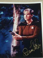 Star Trek..Denise Crosby signed 8x10 photo