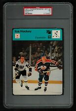 PSA 5 EXPANSION Sportscaster Hockey Card #77-24 High Number Card