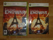 Tom Clancy's Endwar pour Xbox 360