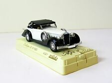 Solido (France) Delage D 8/120 1:43 Scale Diecast Car Model #4031 Used