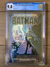 DC Batman 1989 Movie Special Prestige #nn Adaptation CGC 9.8 Michael Keaton