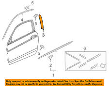 HONDA OEM 08-12 Accord Door-Applique Window Trim Right 72430TE0A01