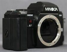 MINOLTA 7000 MAXXUM 35mm VINTAGE Film Camera BODY - CLEAN - JAPAN