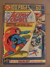 Action Comics #443 DC Comics Superman 100 pages