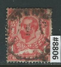 #8806 GREAT BRITAIN Sc#154 Used King George V 1912