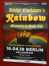 Rainbow   Tourplakat   18.4.2018        Berlin