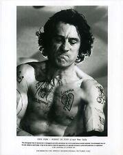 CAPE FEAR 1991 Martin Scorsese ROBERT DE NIRO Tattoos 10x8 STILL