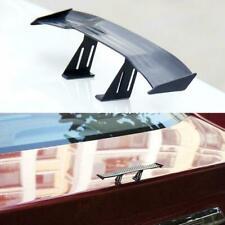 Universal Mini Spoiler Car Auto Heckspoiler Flügel Carbon-Schwarz A7T9
