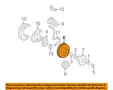 GM OEM Front Brake-Disc Rotor 12547509