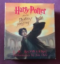Harry Potter and the Deathly Hallows 17 compact discs approx. 21 hours long