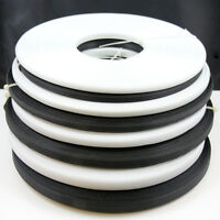 WHITE or BLACK DRESSMAKING BONING POLYESTER 6mm 8mm 10mm or 12mm VARIOUS LENGTHS