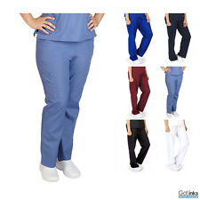 902b646ce4f Unisex Men/Women Cargo Scrub Pants Petite Size Medical Hospital Nursing  Uniform