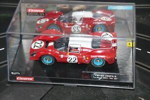 Carrera Digital 124, Ferrari 330P3/4 Scuderia Filipentti 22, Le Mans 1967 23731
