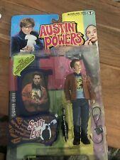 Austin Powers Scott Evil McFarlane Toys 6 inch Action Figure Series 2 1999