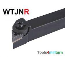 Drehmeißel Drehen WTJNR 1616 H16 mit 5 Wendeschneidplatten NEU Lagerplatz B2