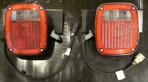 GROTE 5370 5371 9130 RV Camper FORD Truck Trailer Light Set With Pigtail