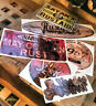 RETRO AGED STICKERS, SURF, HOT ROD, VINTAGE RUST STICKER PACK, SHINY & 100% NEW!