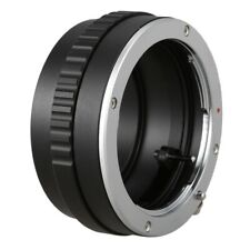 Adapter Ring For Sony Alpha Minolta AF A-type Lens To NEX 357 E-mount Cam S2U2
