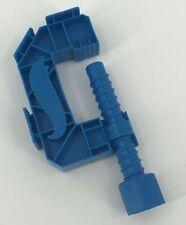 Mattel Hot Wheels Blue Track C Clamp