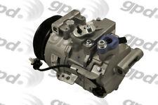 A/C Compressor fits 2005-2009 Land Rover LR3 Range Rover,Range Rover Sport  GLOB