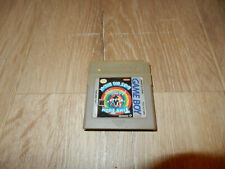 EUR GB: Tiny Toon Adventures (DMG-TX-USA) Loose game cartridge Nintendo Gameboy