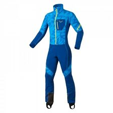 NEW 2016 DYNAFIT RADICAL U RACING SKI TOURING SUIT SPARTA BLUE US MED EURO LG