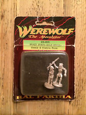 Ral Partha (Werewolf the Apocalypse) miniature: Black Furys