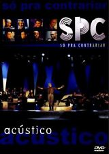 So Pra Contrariar - Acustico DVD, Liner Notes Included!