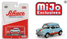 Schuco Mini Cooper Gulf Style 1/64 Limited 2,400 Pieces