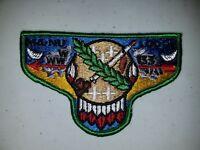 Boy Scout OA Lodge 133 Ma-Nu S6 Brotherhood Flap