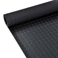 pro.tec® Gummimatte Bodenschutzmatte Noppenmatte Antirutschmatte Fußmatte 5x1m