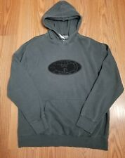 NWT Wu Tang Live nation gray wu wear felt globe hoodie sz 2XL wu tang official
