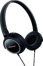 Pioneer Se-mj512-k Fully Enclosed Dynamic Headphone - Black