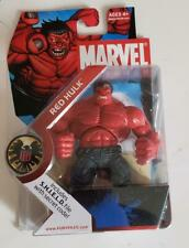 Marvel universe Red Hulk