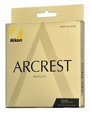 Brand New Unused Nikon Arcrest Protection Filter 95mm AR Coat NC Protector