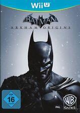 Batman: Arkham Origins Nintendo (Wii-U)