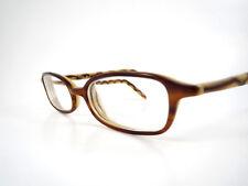 eb9f42ff92 Mario Galbatti Eyeglasses Frames MG 05 C1691 48-17 140mm Italy Brown Marble