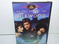 Silkwood (DVD, Canadian, Region 1, Widescreen, 2003) NEW - No Tax