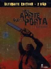 NON APRITE QUELLA PORTA SP.EDITION 2 DVD NUOVO SIGILLATO RARO HORROR fuori catal