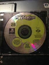 Playstation Magazine Demo Disc # 26 November 1999 PS1 3+ Boys & Girls