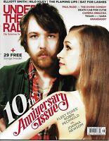 Under The Radar Magazine Fleet Foxes Robin Pecknold Joanna Newsom Elliot Smith
